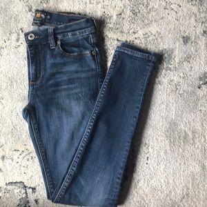 LUCKY Brand Brooke Skinny Jeans, Sz 2/26, CUTE